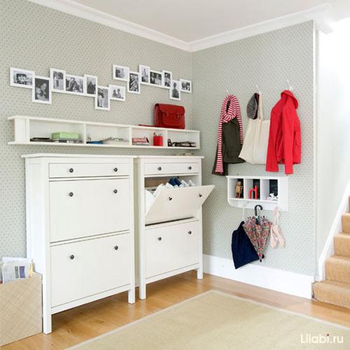 Мебель для прихожей икеа
