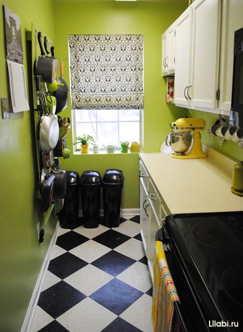 Дизайн кухни 6 м фото