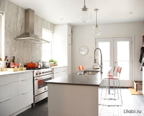 Дизайн квартиры в Торонто