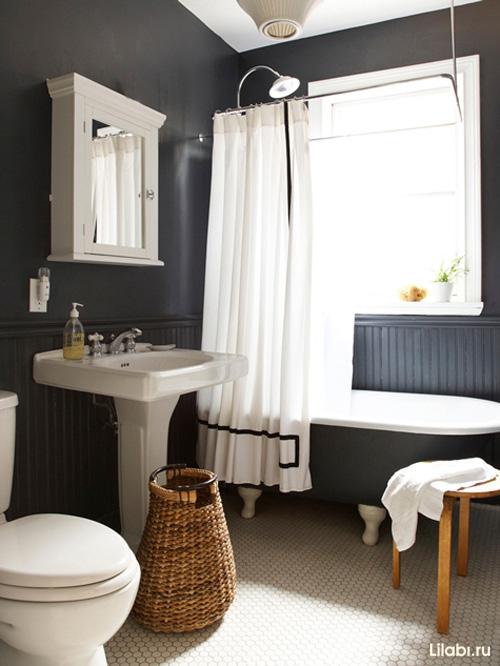 Дизайн квартиры в Торонто ванная