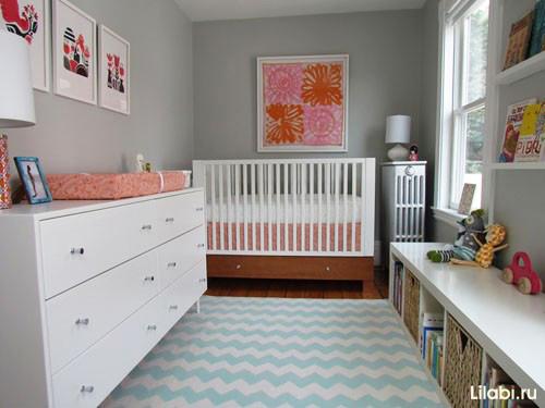 Как обустроить детскую комнату своими руками
