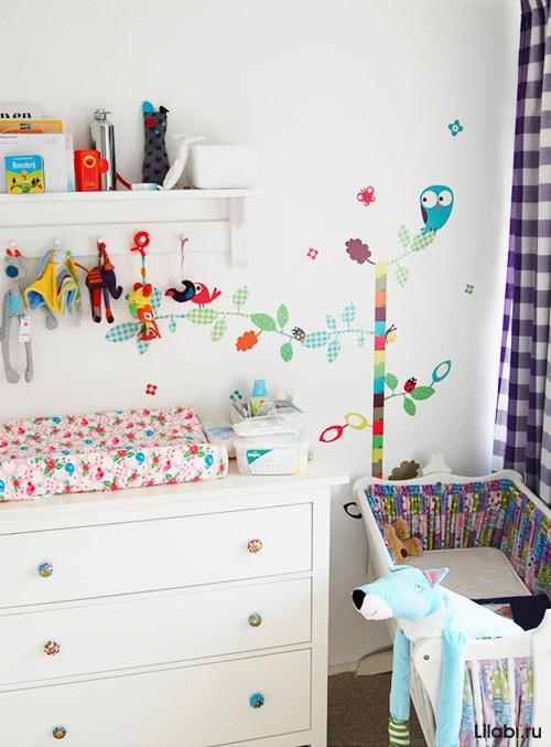 Как обустроить детскую комнату своими руками фото