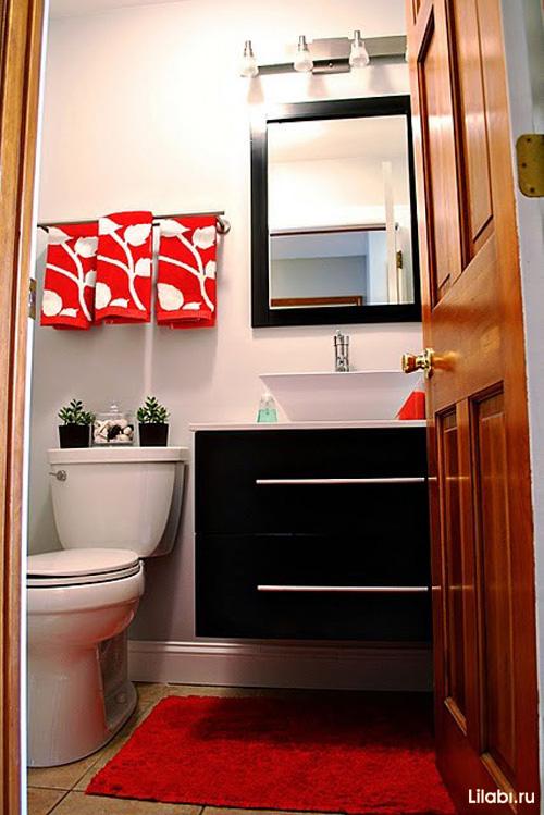 с туалетом фото 4 м. — Дизайн. Фото