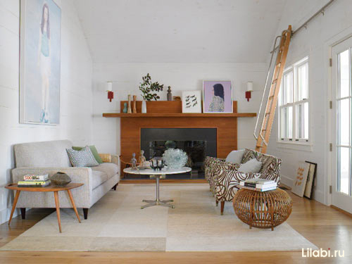 Дизайн частного дома в современном стиле