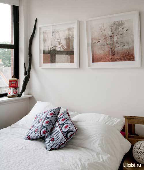 Интерьер квартиры в Ист-Лондоне
