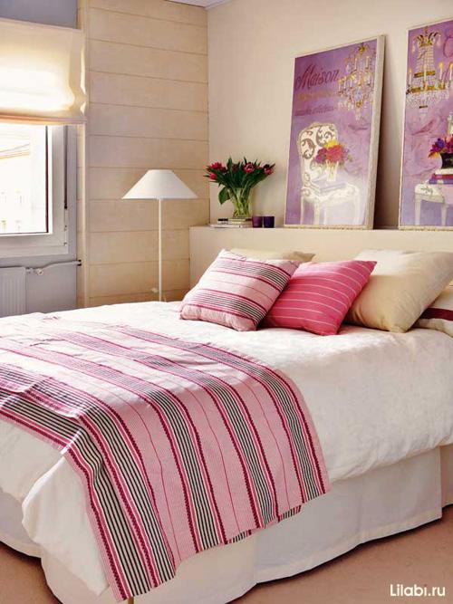 Интерьер спальни для девушки 18-20 лет