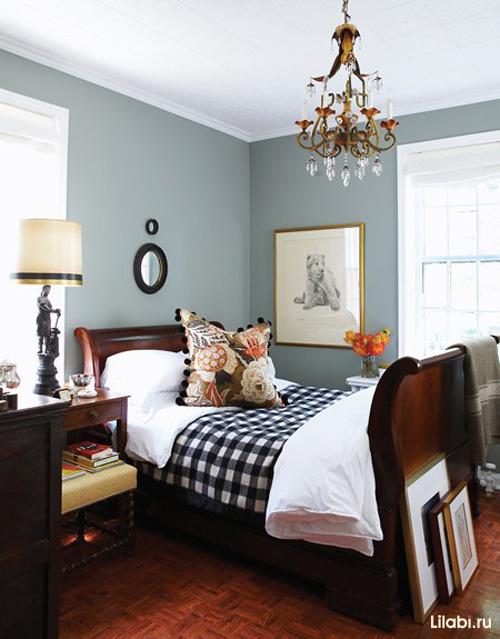 Интерьер комнаты для девушки в классическом стиле
