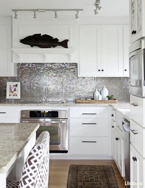 Угловая кухня фото