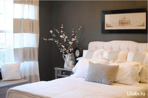 Дизайн интерьера спальни 12 кв. м фото спальни