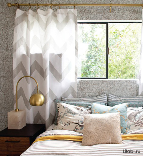 Дизайн интерьера спальни 12 кв. м фото