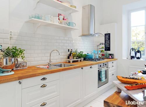 Дизайн интерьера кухни 12 кв м фото