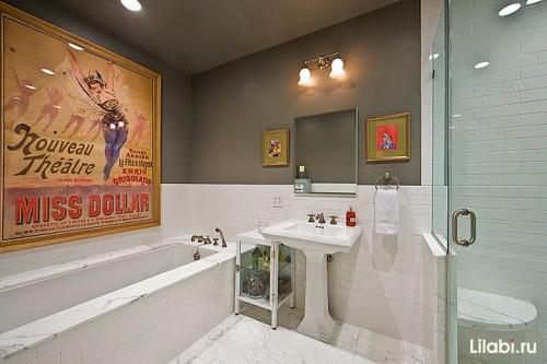 к дизайну интерьера ванной комнаты