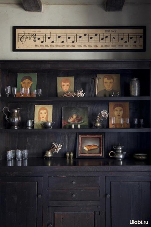 Картины и постеры в интерьере