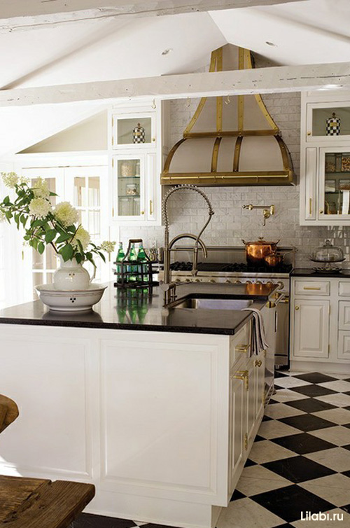 Белая кухня дизайн кухни белого цвета фото