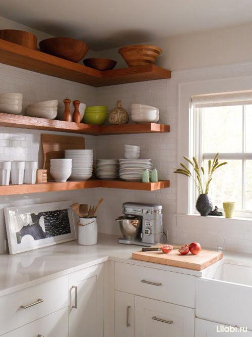 Классическая белая кухня дизайн кухни белого цвета