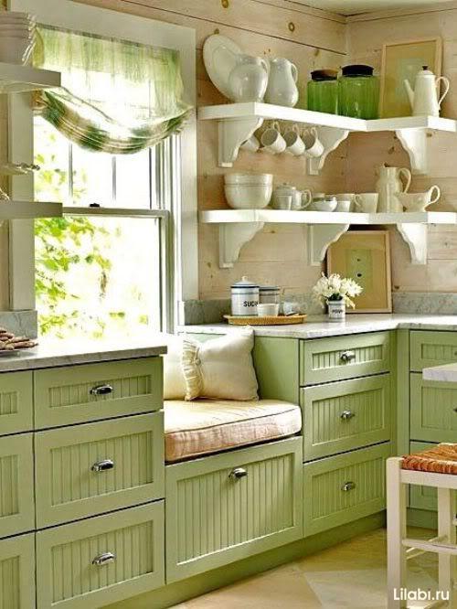 Идеи интерьера кухни своими руками фото