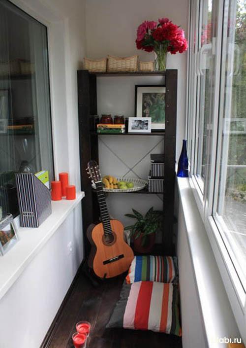Дизайн балкона и кухни фото