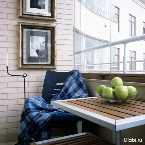 Фото дизайн кухня в лоджии