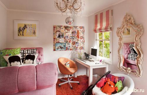 Декор комнаты онлайн