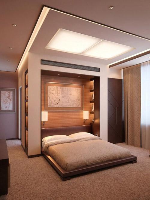podsvetka-potolka-v-interere-spalnei