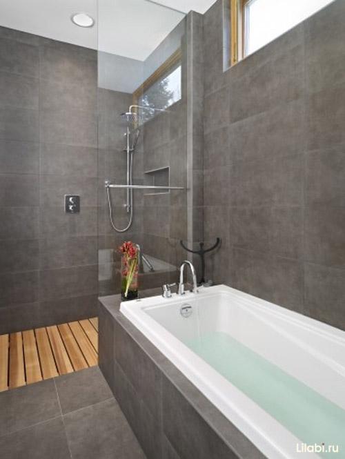 Ванная комната дизайн кафель